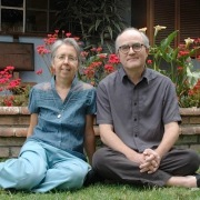 Martine & Stephen Batchelor